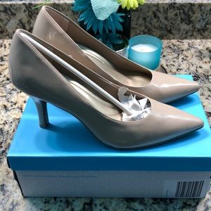 Brand new nude pumps